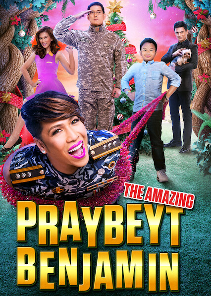 The Amazing Praybeyt Benjamin on Netflix UK