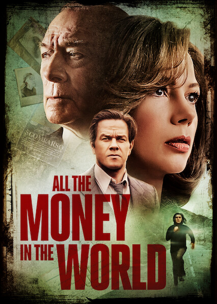 All the Money in the World on Netflix UK