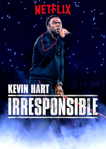 Kevin Hart: Irresponsible on Netflix UK