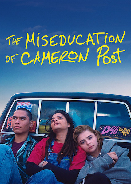 The Miseducation of Cameron Post on Netflix UK
