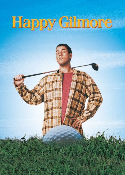 Happy Gilmore on Netflix UK