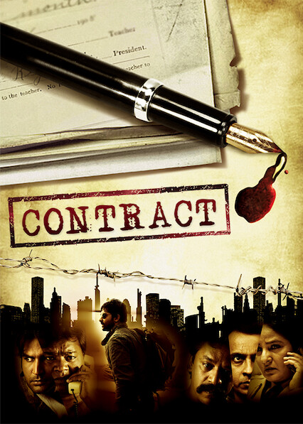 Contract on Netflix UK