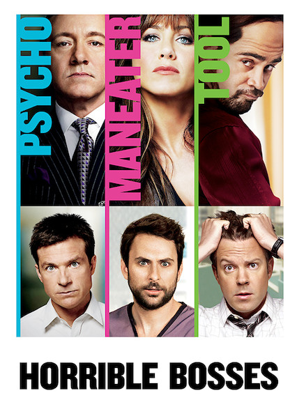 Horrible Bosses on Netflix UK