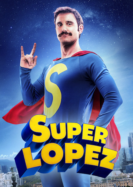 Superlopez on Netflix UK