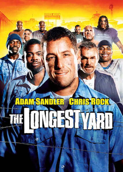 The Longest Yard on Netflix UK