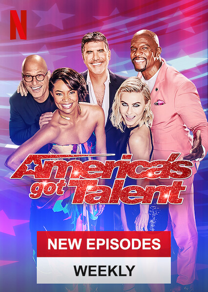 America's Got Talent on Netflix UK