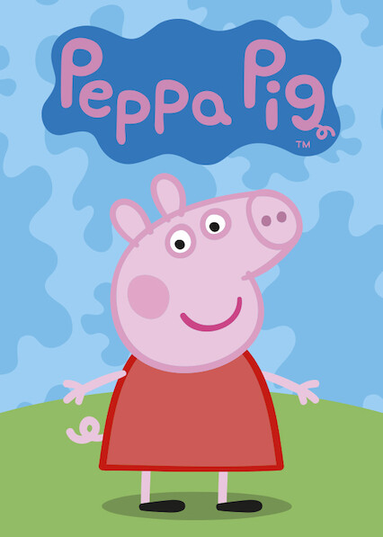 Peppa Pig on Netflix UK