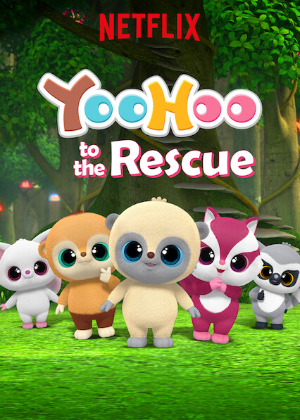 YooHoo to the Rescue on Netflix UK