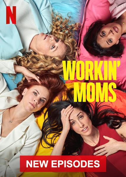 Workin' Moms on Netflix UK