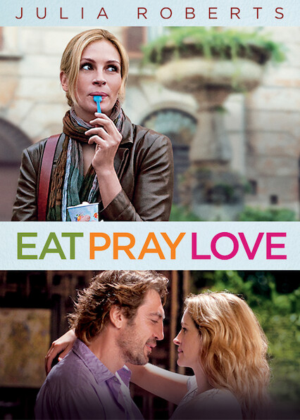 Eat Pray Love on Netflix UK