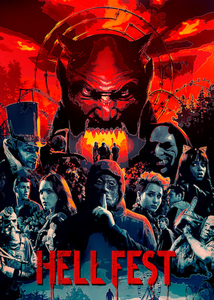 Hell Fest on Netflix UK