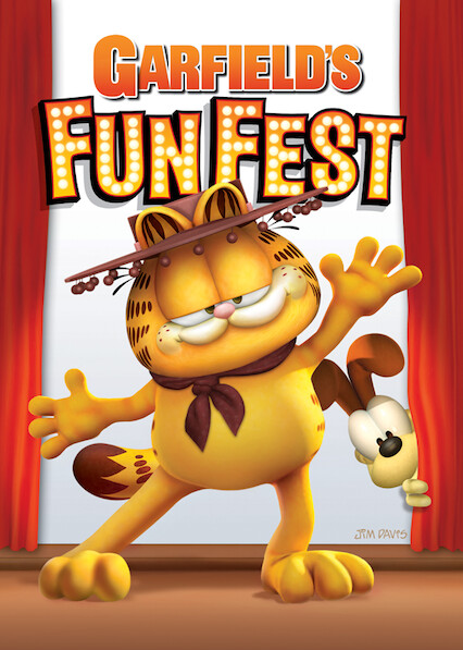 Garfield's Fun Fest on Netflix UK