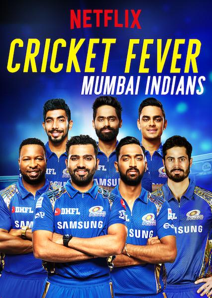 Cricket Fever: Mumbai Indians on Netflix UK
