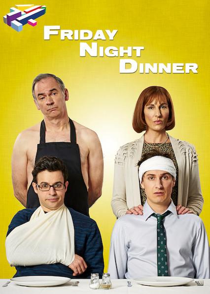 Friday Night Dinner on Netflix UK