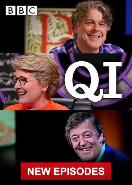 QI on Netflix UK