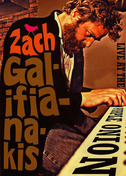Zach Galifianakis: Live at the Purple Onion on Netflix UK
