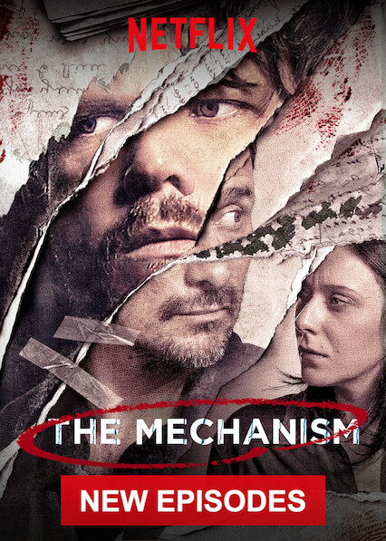 The Mechanism on Netflix UK