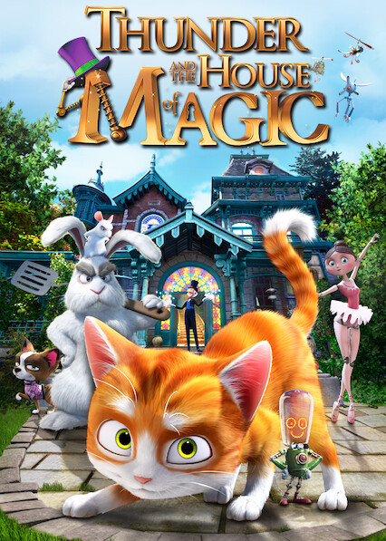Thunder and the House Of Magic on Netflix UK