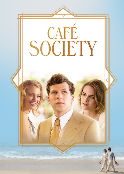 Café Society on Netflix UK