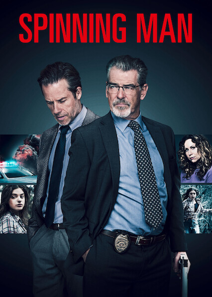 Spinning Man on Netflix UK
