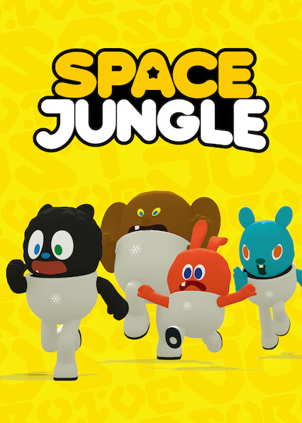 Space Jungle on Netflix UK