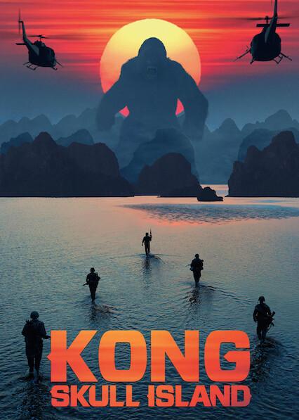 Kong: Skull Island on Netflix UK