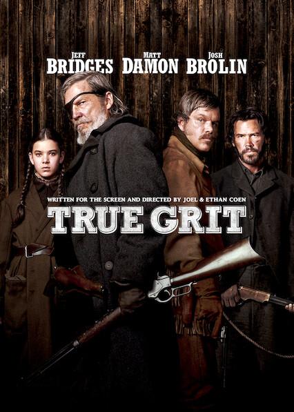 True Grit on Netflix UK
