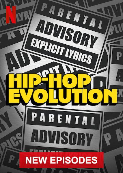 Hip-Hop Evolution on Netflix UK