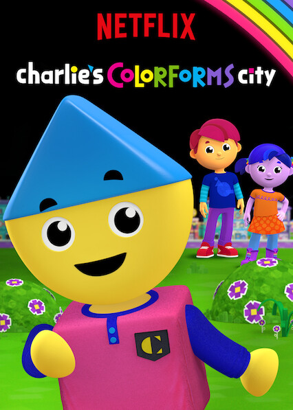 Charlie's Colorforms City