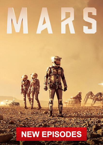 Mars on Netflix UK