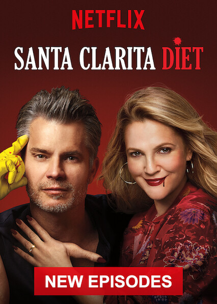 Santa Clarita Diet on Netflix