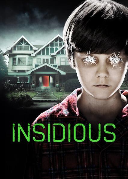 Insidious on Netflix UK