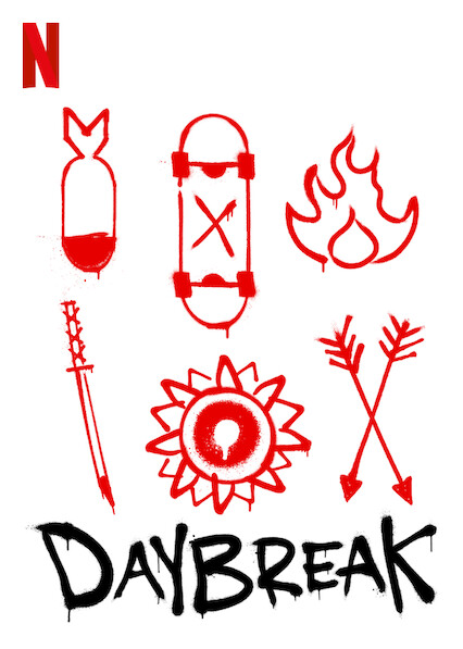 Daybreak on Netflix UK