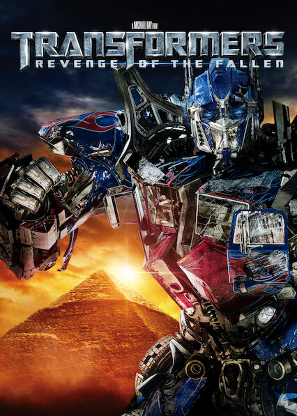 Transformers: Revenge of the Fallen on Netflix UK
