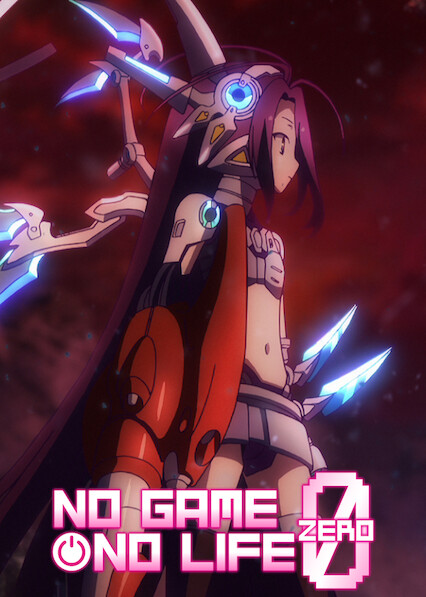 No Game No Life: Zero on Netflix