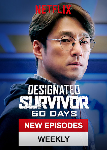 Designated Survivor: 60 Days on Netflix UK