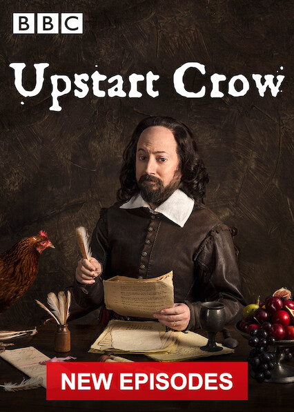 Upstart Crow on Netflix UK