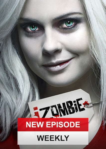iZombie on Netflix UK