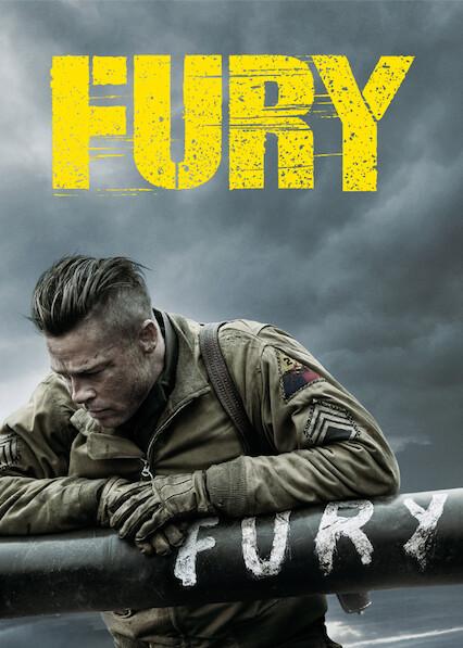 Fury on Netflix UK