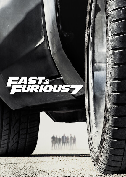 Furious 7 on Netflix UK