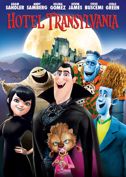 Hotel Transylvania on Netflix UK