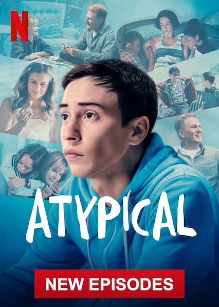 Atypical on Netflix UK