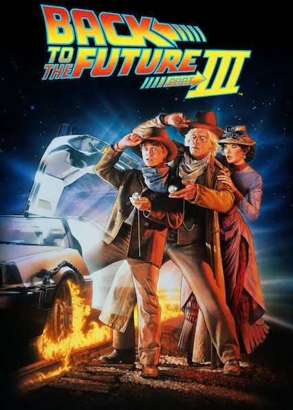 Back to the Future Part III on Netflix UK