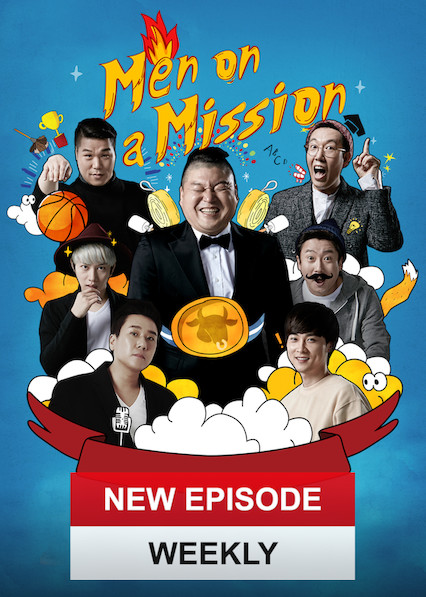 Men on a Mission on Netflix UK
