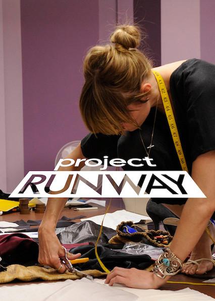 Project Runway on Netflix UK