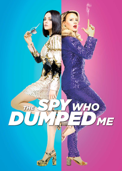 The Spy Who Dumped Me on Netflix UK