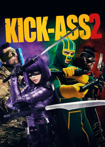 Kick-Ass 2 on Netflix UK