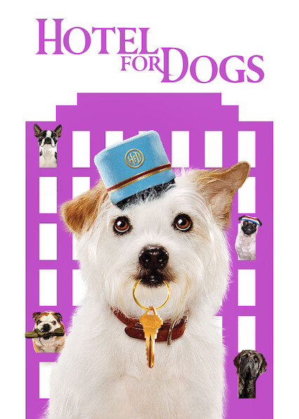 Hotel for Dogs on Netflix UK