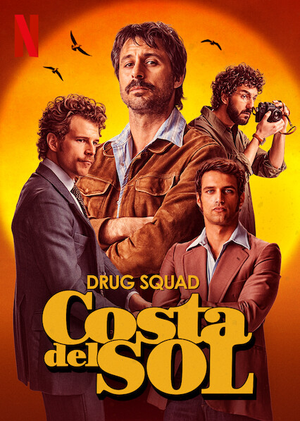 Drug Squad: Costa del Sol on Netflix UK