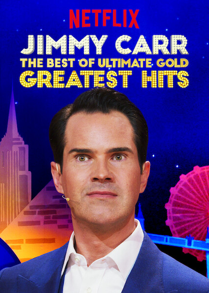 Jimmy Carr: The Best of Ultimate Gold Greatest Hits on Netflix UK